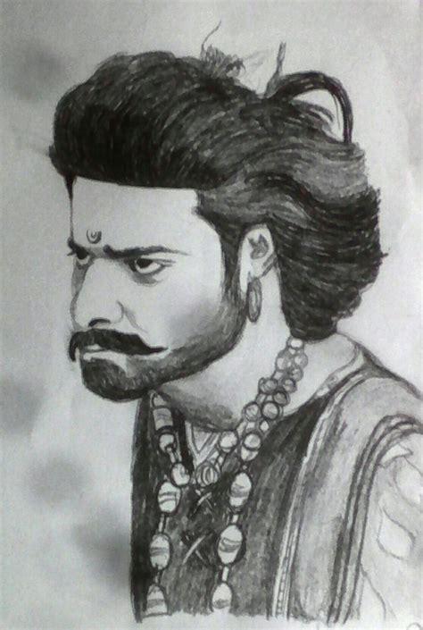Bahubali 1 Sketches by Bahubali 2 Drawing Bahubali 2 Drawings And