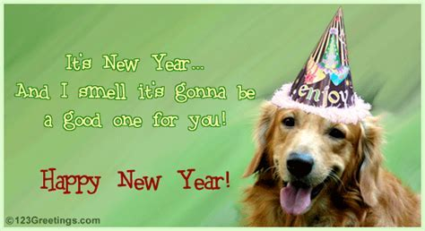 A Good New Year  Free Fun, Humor & Games eCards