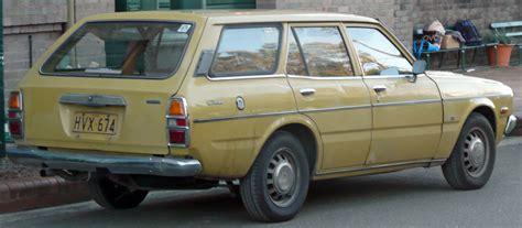 toyota wagon toyota corona