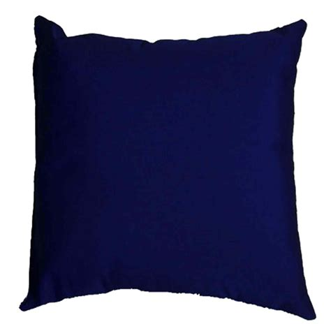 And Navy Throw Pillows Navy Sunbrella Outdoor Throw Pillow Dfohome