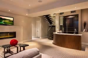 basement color schemes basement contemporary with artwork