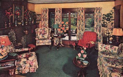 17 best images about 1940 s decor on 1940s