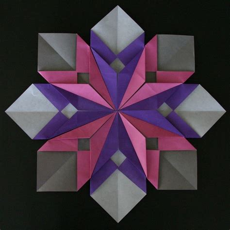 Origami Petal Box - 1000 images about origami on