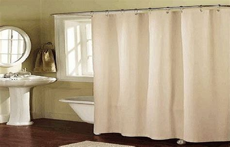Longer Shower Curtains by Curtains Curtains Outstanding