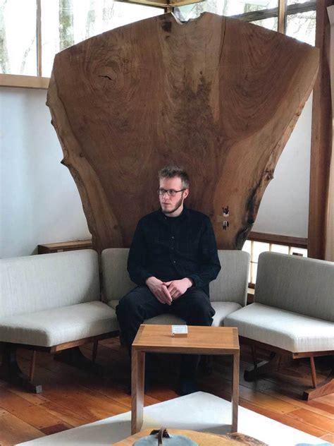 vermont maker wins scholarship  nhfm  table design
