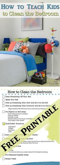 how to clean your bedroom for teenagers chore charts for teens by the way they love the quot pick a