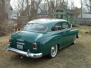1951 dodge wayfarer repainted 1951 dodge wayfarer with