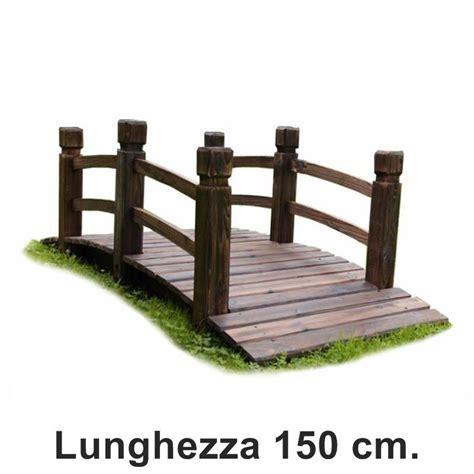 accessori per laghetti da giardino ponte in legno per giardino e laghetto artificiale