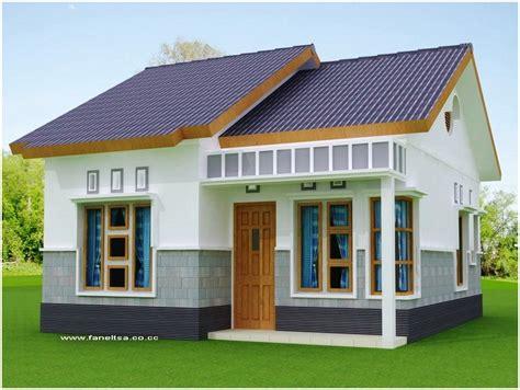 gambar desain rumah elegan koleksi gambar hd