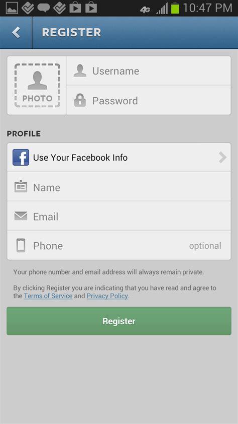 tutorial sign up instagram instagram chat online sign up