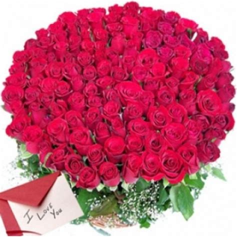 Big Wall Clocks by 0003694 Valentine Bunch Of Red Roses Jpeg