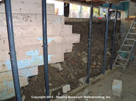 house foundation repair dearborn basement waterproofing staydry 174 michigan