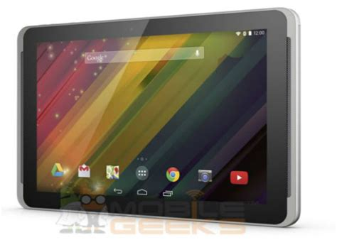 Tablet Hp Xiaomi hp 10 plus and slate 10 plus android tablets could be