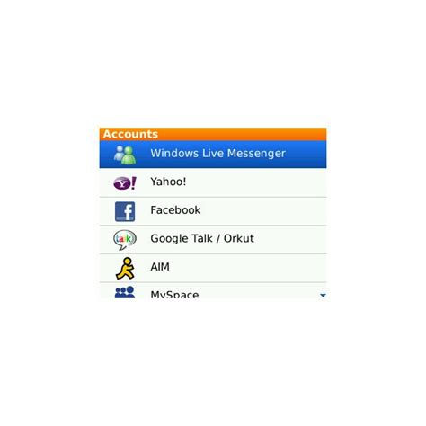 mobile msn best msn apps for blackberry mobile windows live