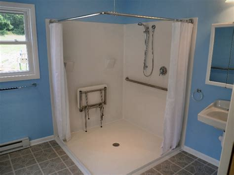 Handicapped Shower Stalls by Disabled Veterans Benefits Hisa Sah Granting Freedom