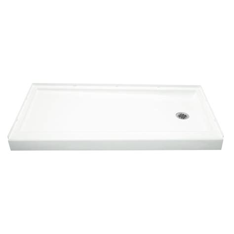 Shower Bases At Lowes by Shop Sterling Vikrell Shower Base At Lowes