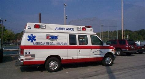 chop chop at ambulance service drivers forced to pay for promotion