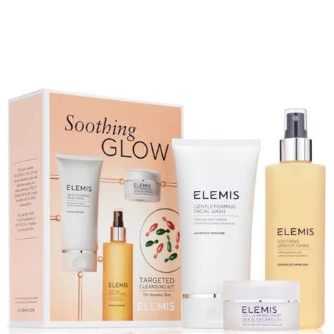 Www Elemis Detox by Elemis Soothing Glow Cleansing Kit Worth 163 66 00 Free