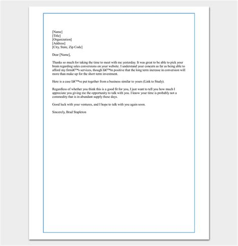 Thank You Letter For Appointment Business Appointment Letter 20 Sles Exles Formats