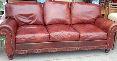 leather sofa with buttons uhuru furniture collectibles sold comfort design button