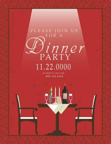 Dinner Card Design dinner invitation card design table decoration