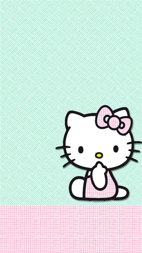 wallpaper hello kitty green free hello kitty in green gallery wallpaper and free