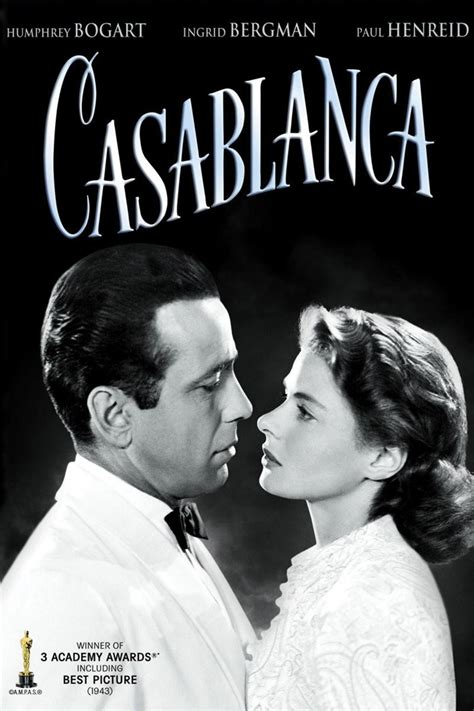 Casablanca 1943 Review And Trailer by Casablanca 1942 Rotten Tomatoes