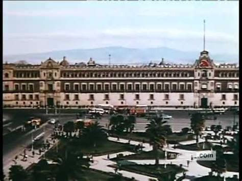 imagenes antiguas ciudad de mexico ciudad de mexico 1942 imagenes antiguas youtube
