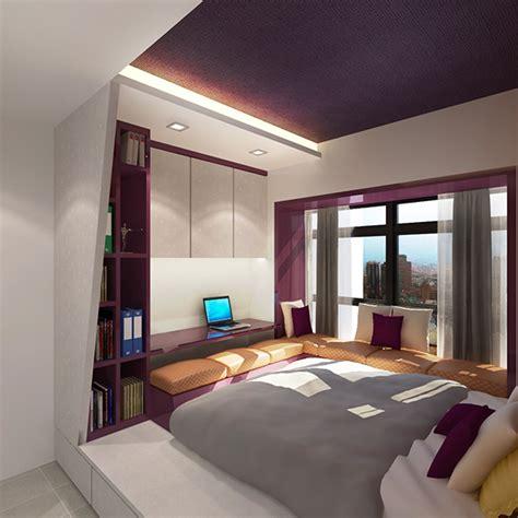 Hdb Bedroom Renovation Ideas Hdb 4 Rooms Flat On Behance
