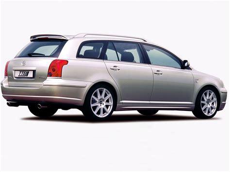 toyota wagon toyota avensis wagon 2003 2004 2005 2006 autoevolution