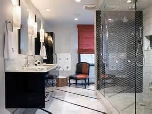 black and white bathroom designs hgtv ideas amp grey inspiration