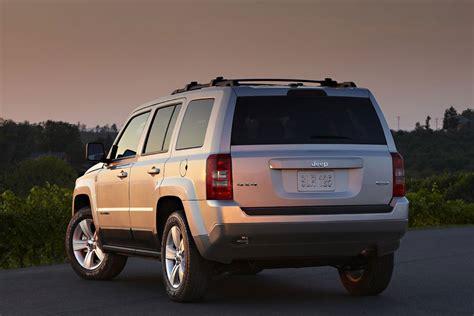 2011 Jeep Patriot Mpg 2011 Jeep Patriot Review Specs Pictures Price Mpg