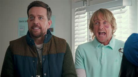 movies released today father figures by owen wilson father figures review ed helms owen wilson ask who s your daddy variety