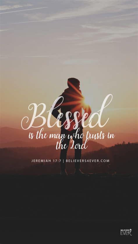 blessed   man believersevercom
