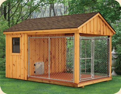 dog house styles the real apbt kennel setups dog house setups