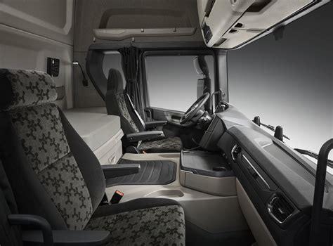 scania interni cabina nuova cabina g20 scania presenta 3 versioni