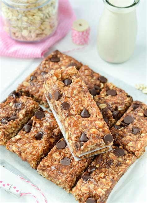 fuel to go homemade protein bars girls dish peanut butter oatmeal protein bars no bake vegan