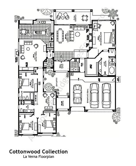 desert home plans cottonwood collection floor plans aviano desert ridge