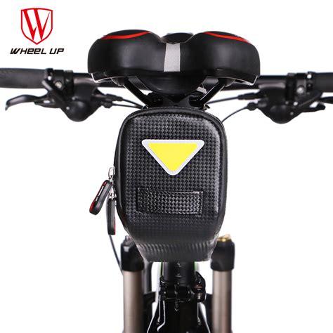 Tas Sepeda Waterproof wheel up tas sepeda waterproof bag c15 black