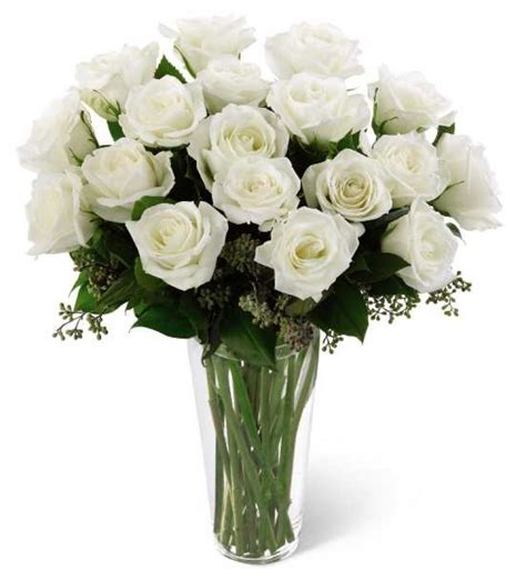 Ftd Roses by Sarniaflowers The Ftd White Bouquet