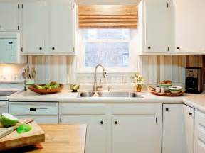how to do backsplash in kitchen do it yourself diy kitchen backsplash ideas hgtv