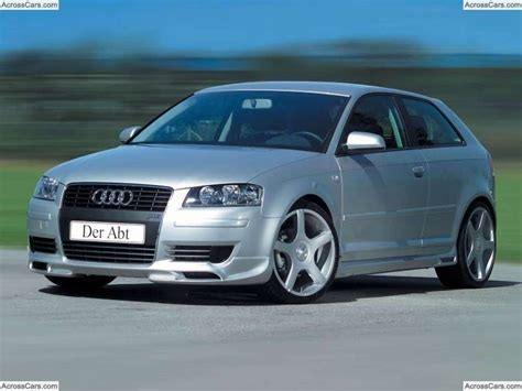 Audi As3 by Abt Audi As3 2005