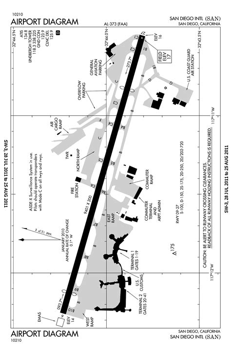 faa airport diagrams la tecnolog 237 a es tu amigo us airport codes alphabetical
