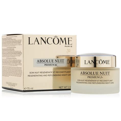 Lancome Absolue Nuit lancome absolue nuit premium bx 75ml s of