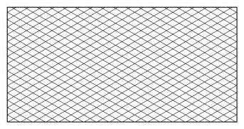 Isometric Grid Template by Printable Isometric Graph Paper For Artists