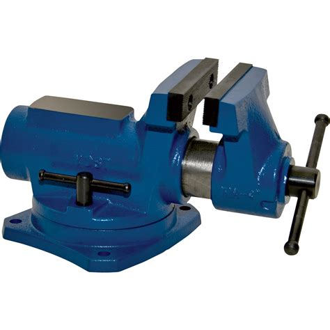 yost bench vise yost compact bench vise 4in jaw width 360 176 swivel base