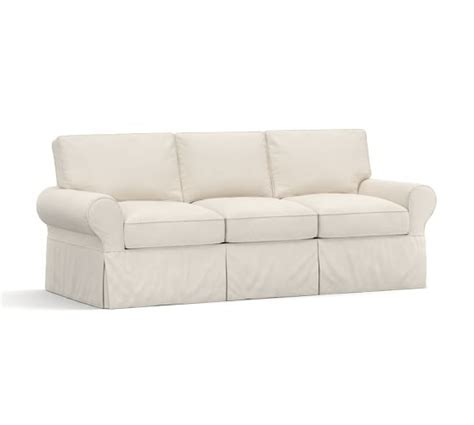 pb basic sofa slipcover pb basic furniture slipcovers pottery barn