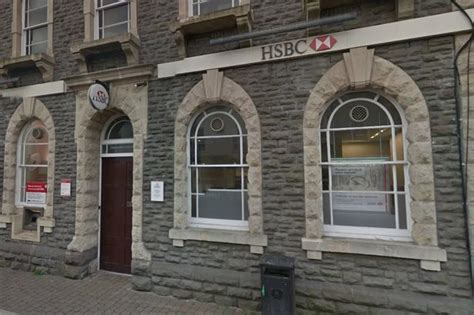 Bank Letter Cardiff Bad News For Bank Customers In Aberdare As Hsbc Announces Closure Plans Wales
