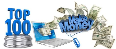 100 Ways To Make Money Online - 100 ways to make money online easy without investment