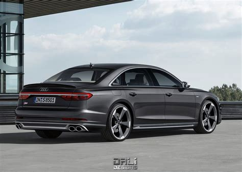 2018 Audi S8 by Dly00 Dalidesigns Deviantart